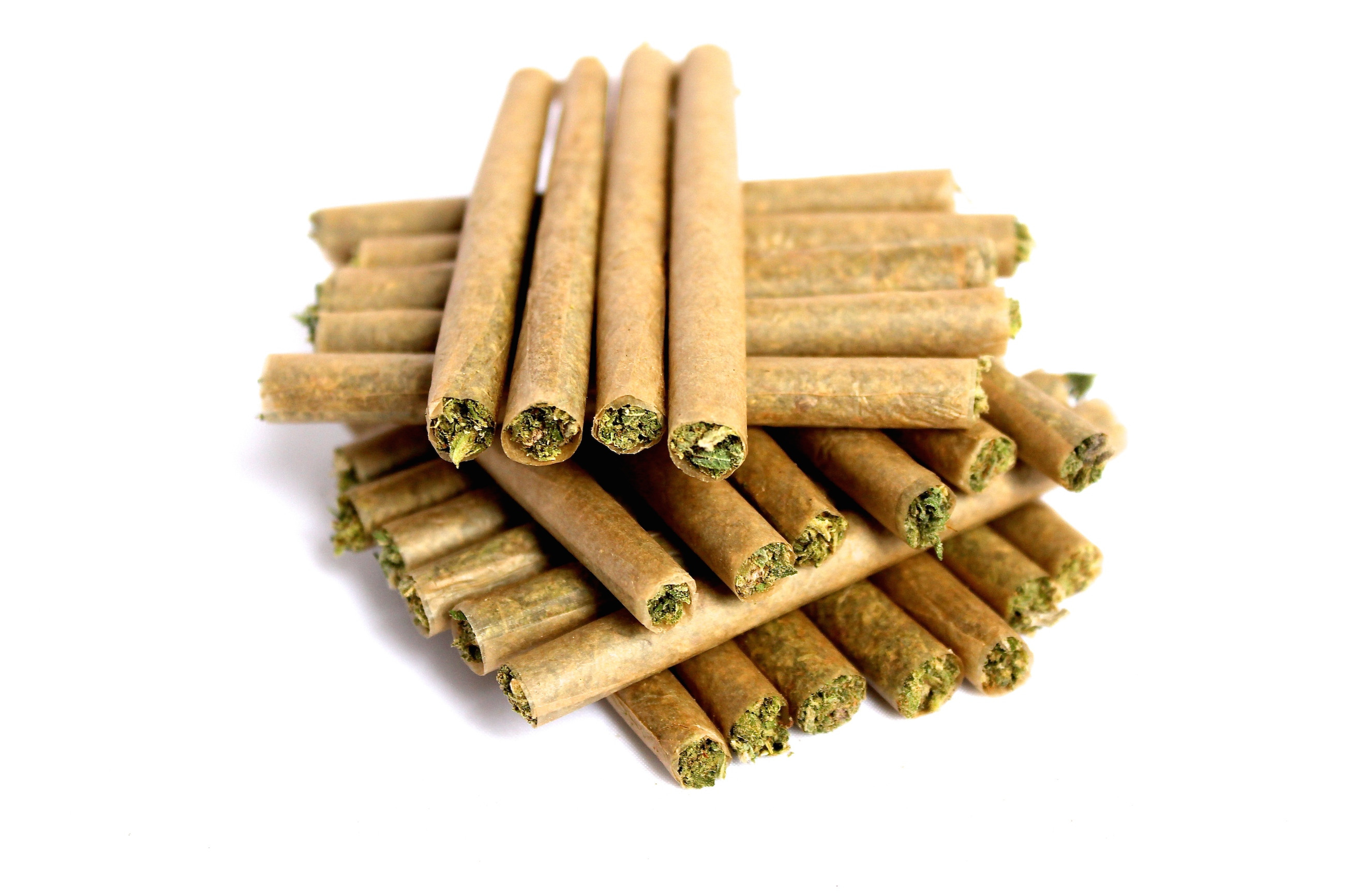 Dispensary Pre-rolled joints